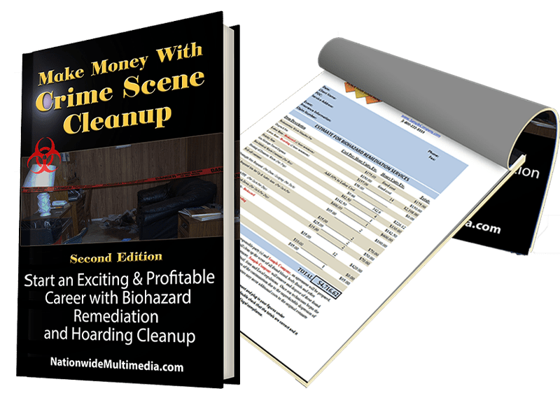 Start a crime scene cleanup business